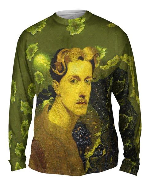 "Claude Buck - ""Self Portrait"" (1919) Mens Long Sleeve"