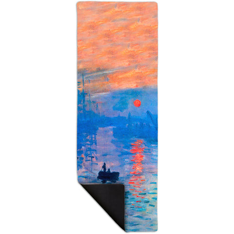 "Claude Monet - ""Impression Sunrise"" (1873)"