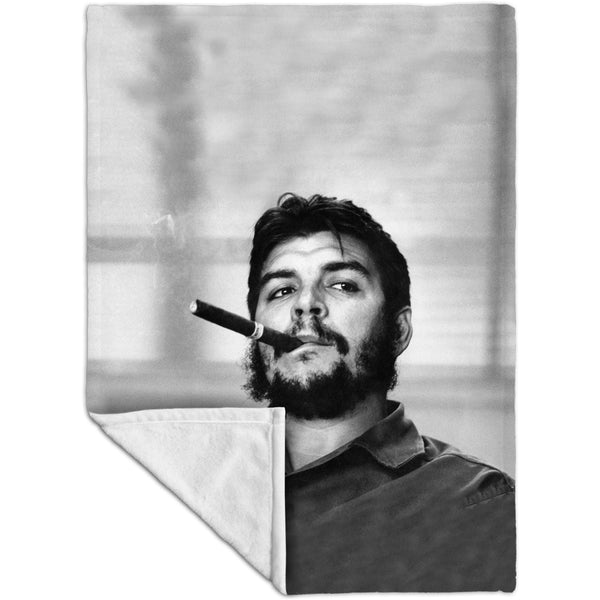 "Che Guevara - ""Mind Of A Visionary"" Fleece Blanket"