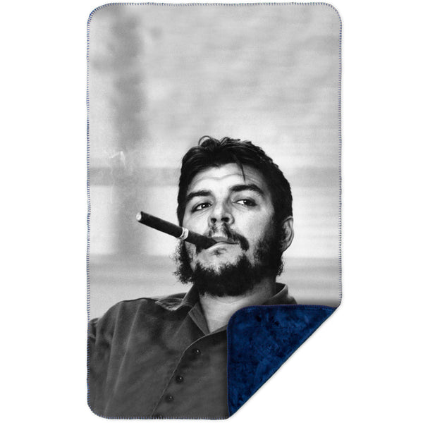 "Che Guevara - ""Mind Of A Visionary"" MicroMink(Whip Stitched) Navy"