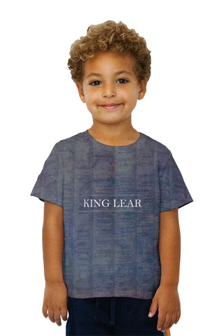 "Kids William Shakespeare Literature - ""King Lear"" (1606)"