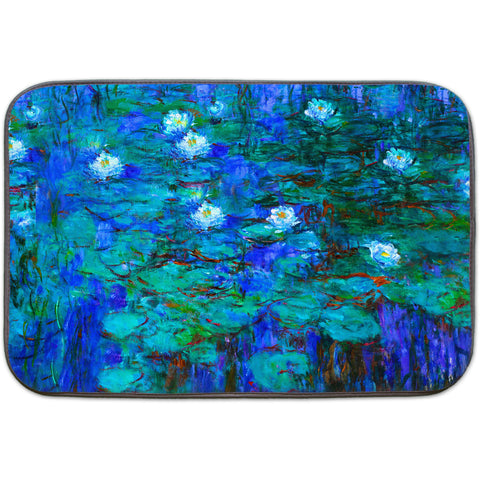 "Claude Monet - ""Blue Water Lilies"" (1916)"