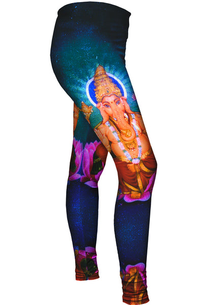 "Adityamadhav83 - ""Ganesh In Space"" (2013) Womens Leggings"