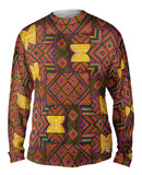 "Eugene Andolsek  - ""Just Folk African Cloth"""