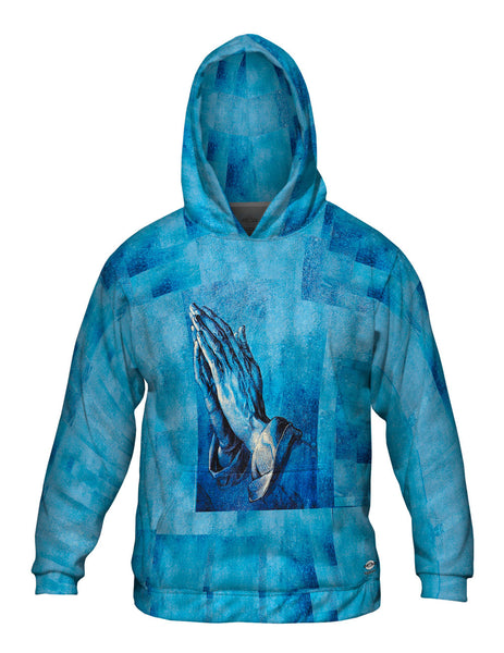 "Albrecht Durer - ""Praying Hands of an Apostle"" (1508) Mens Hoodie Sweater"