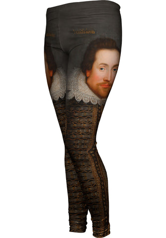"Cobbe - ""Portrait of Shakespeare"" (1610)"