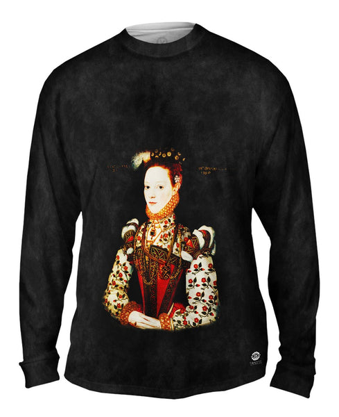 """Portrait of Marchioness of Northampton"" Mens Long Sleeve"