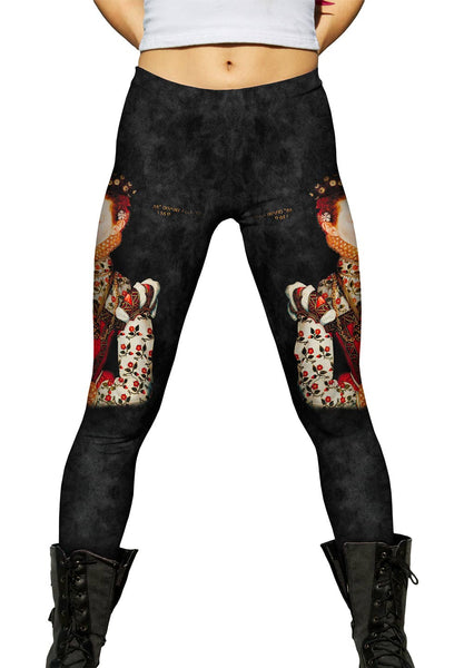 """Portrait of Marchioness of Northampton"" Womens Leggings"