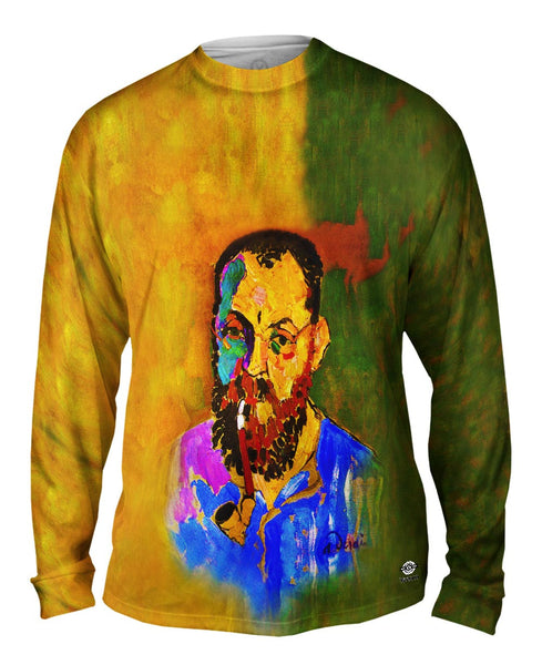 """Andre Derein"" Mens Long Sleeve"