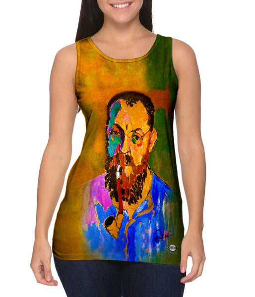 """Andre Derein"" Womens Tank Top"