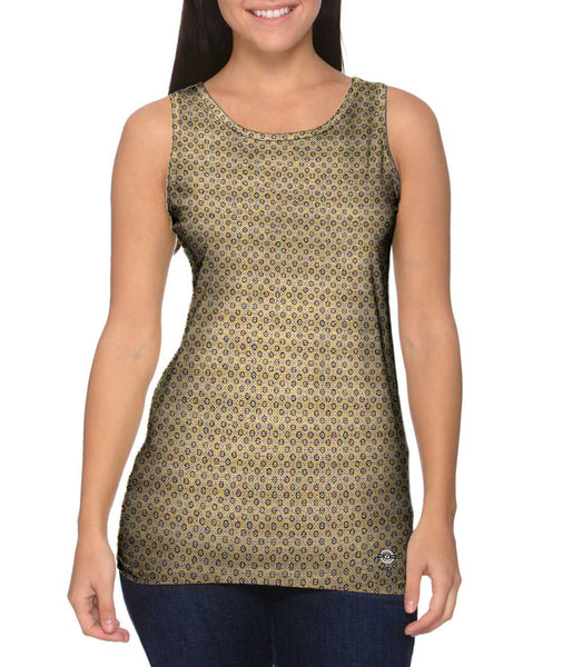 """Moorish Mosaic Alhambra Palace Granada Spain"" Womens Tank Top"