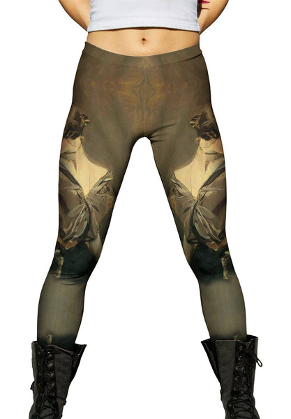 """Cleo de Merode"" Womens Leggings"