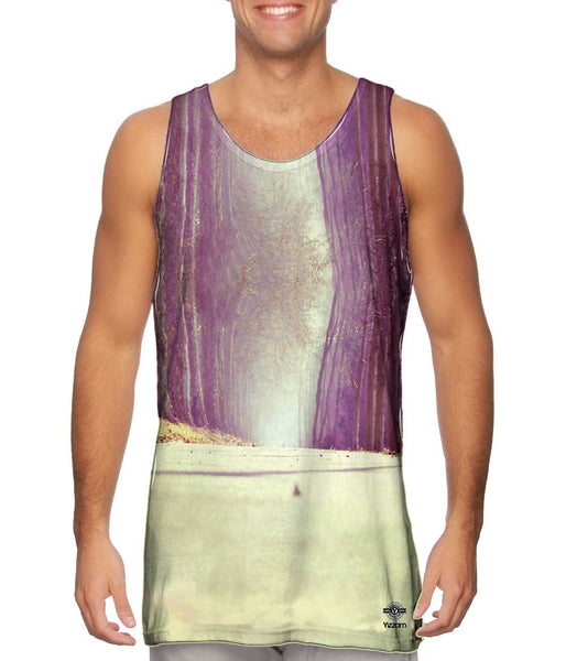 """Road To Somewhere"" Mens Tank Top"