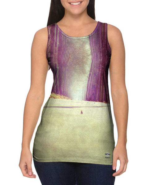 """Road To Somewhere"" Womens Tank Top"
