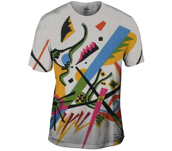 Small Worlds - Kandinsky Mens T-Shirt