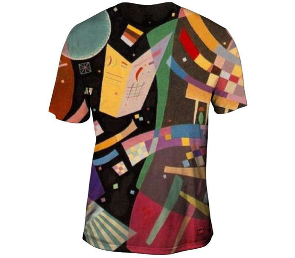 Composition X - Kandinsky Mens T-Shirt