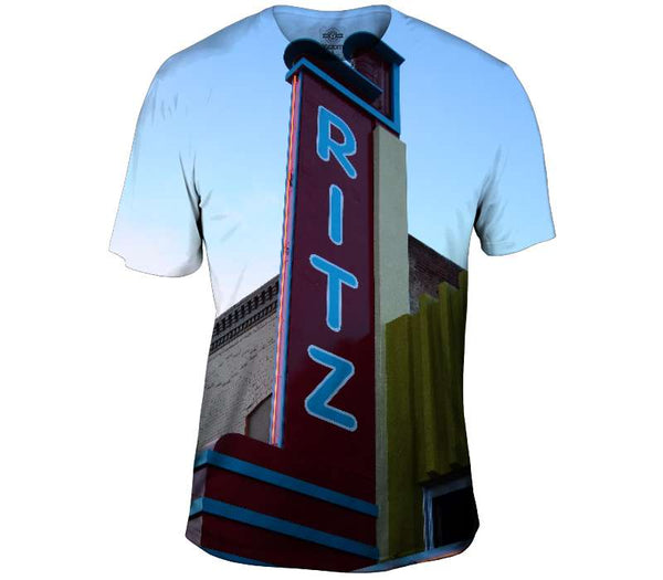 Come to The Ritz Mens T-Shirt
