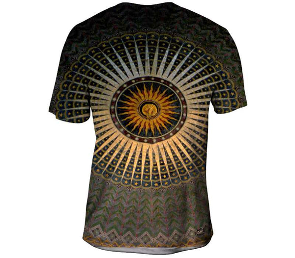 Radiant Sun Mens T-Shirt