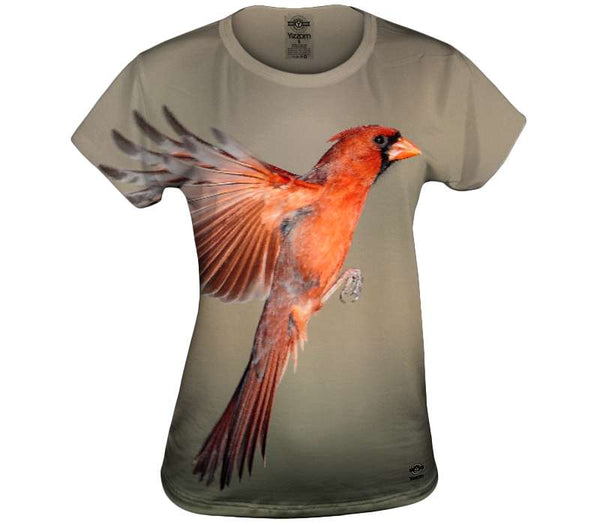 Northern Cardinal Womens Top