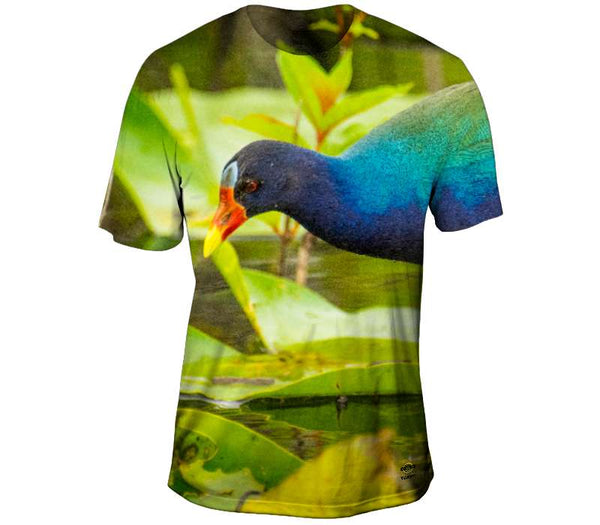 Purple Gallinule Mens T-Shirt