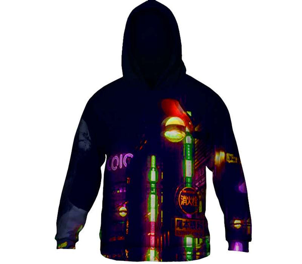 Shut Down The System Mens Hoodie Sweater