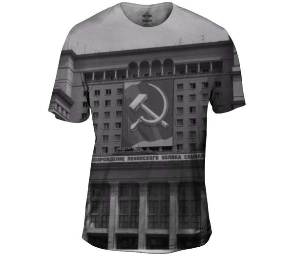 Old Soviet Power Mens T-Shirt