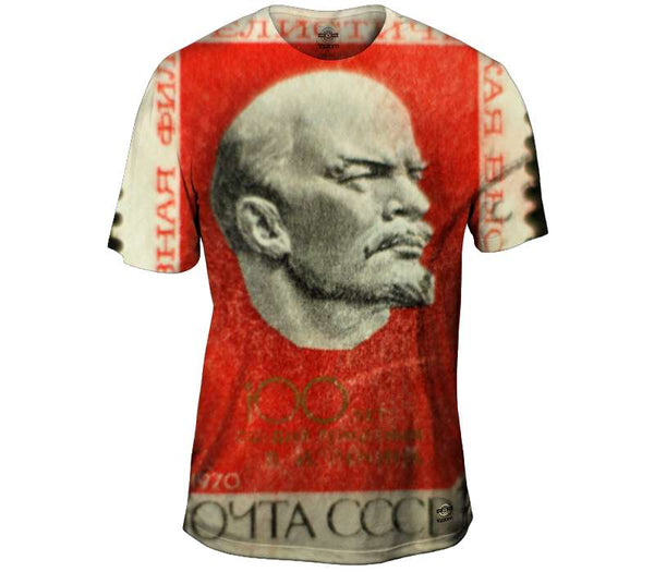 The Soviet Union 1970 CPA Lenin Stamp Mens T-Shirt