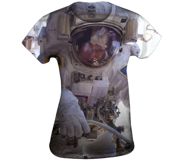 Going EVA on the ISS Womens Top