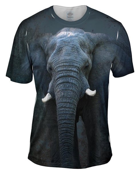 Elephant Soul Mens T-Shirt