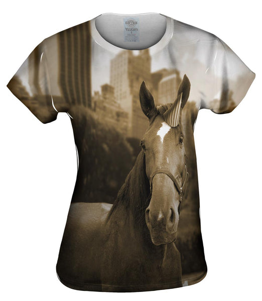 City Horse Womens Top