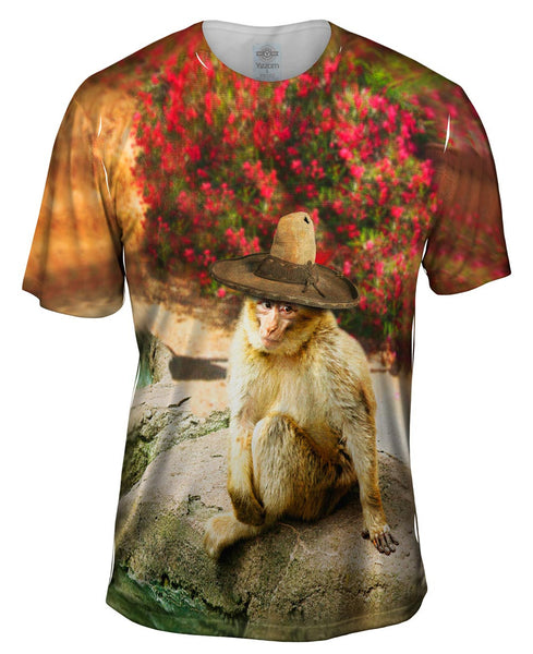 Mex Monkey Mens T-Shirt