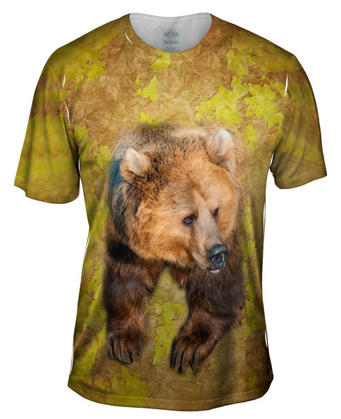 Claw Bear Mens T-Shirt