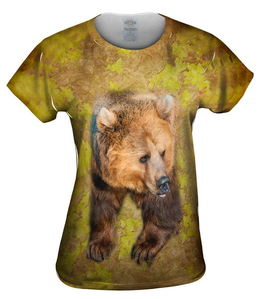 Claw Bear Womens Top