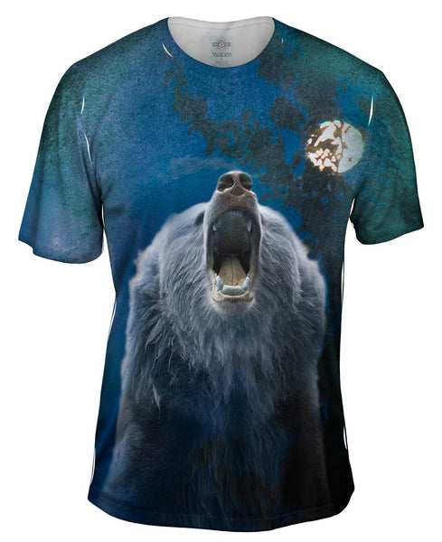 Moon Bear Mens T-Shirt