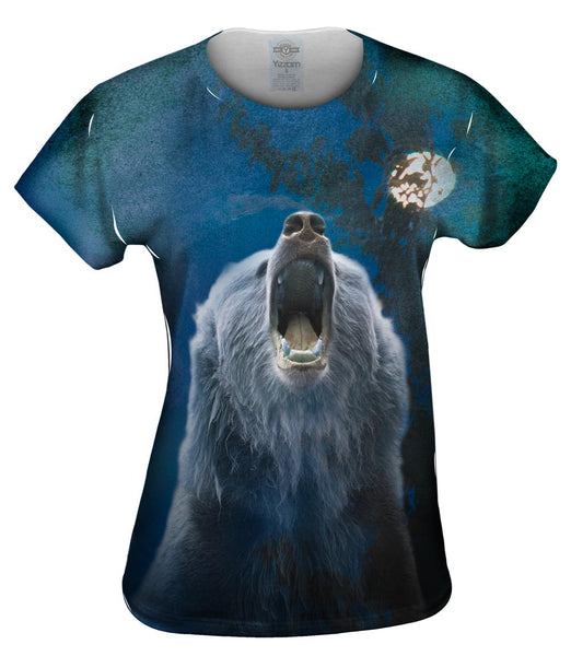 Moon Bear Womens Top