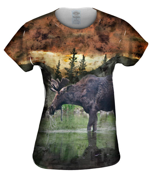 Lake Moose Womens Top