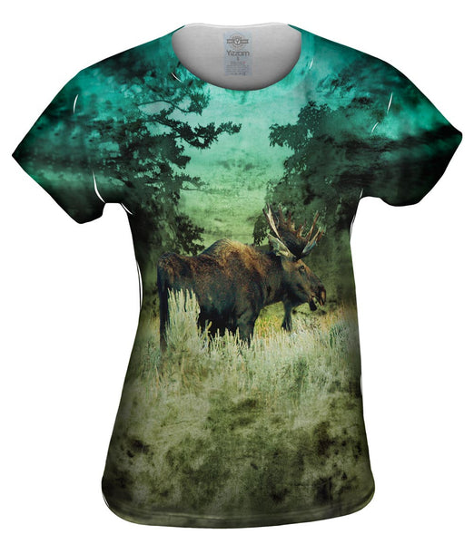 Lone Moose Womens Top