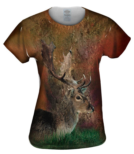 Brown Stag Womens Top