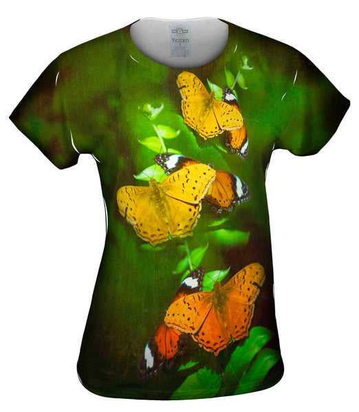BFF Butterfly Womens Top