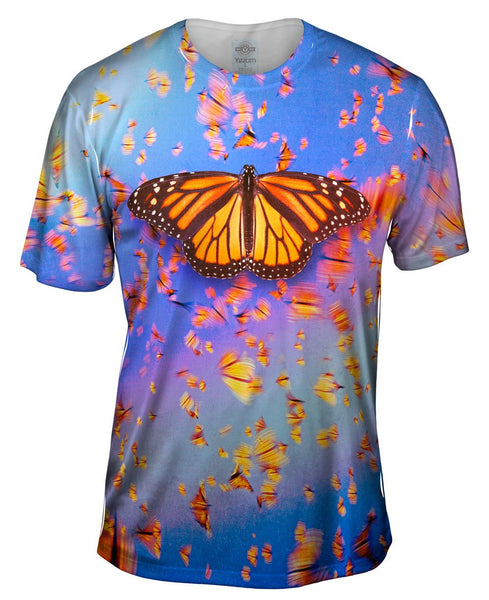 King Butterfly Mens T-Shirt