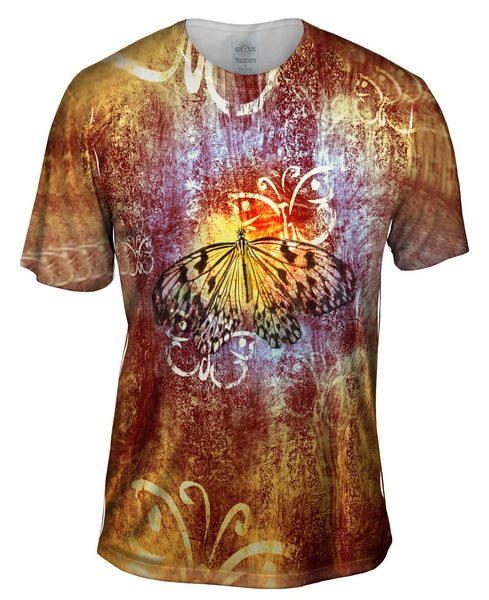 Bremen Butterfly Mens T-Shirt