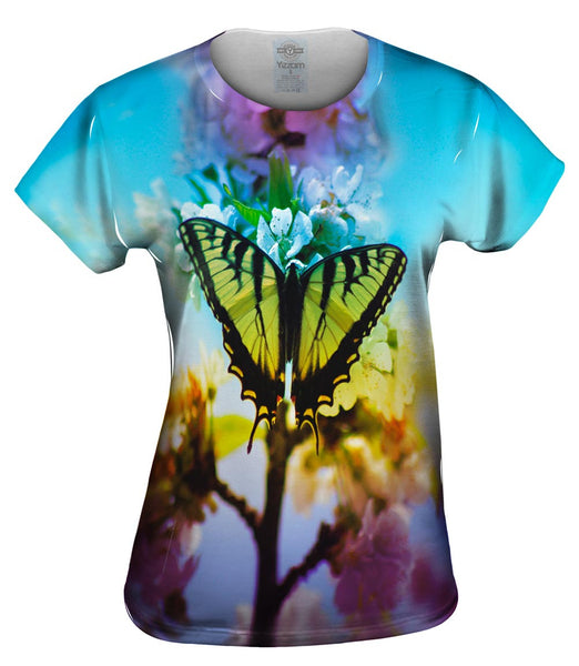 Lite Butterfly Womens Top
