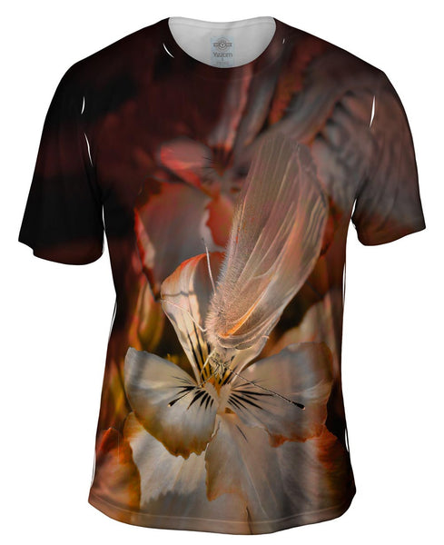 Viola Butterfly Mens T-Shirt