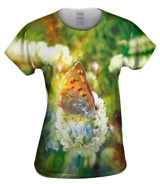 Wizard Butterfly Womens Top
