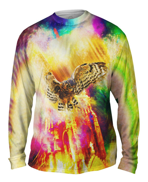 Urge Owl Mens Long Sleeve