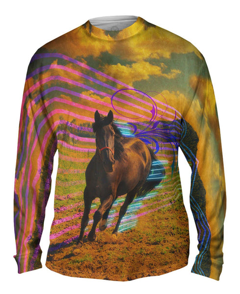 Speed Horse Mens Long Sleeve
