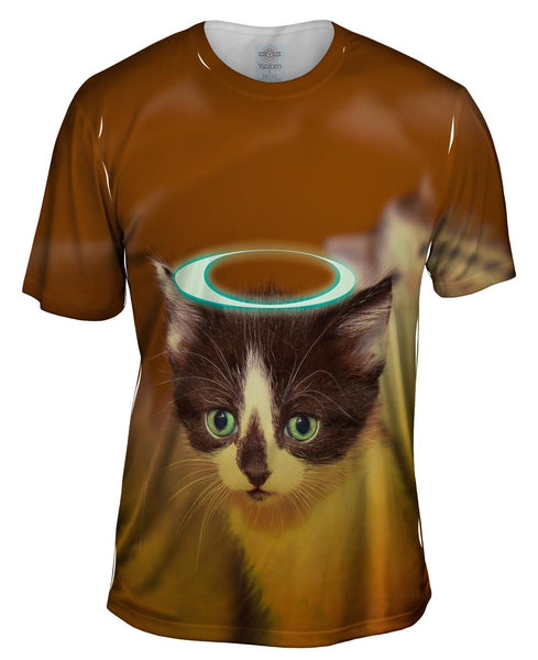 Cabo Kitten Mens T-Shirt