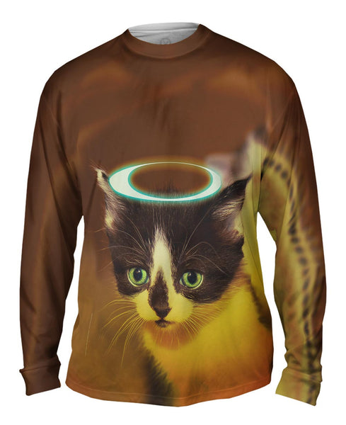 Cabo Kitten Mens Long Sleeve