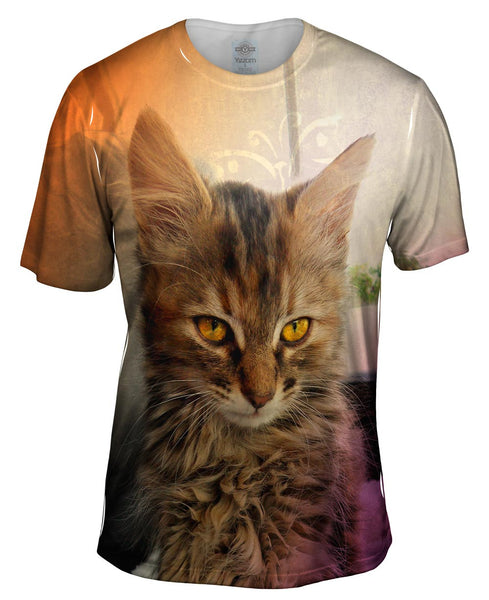 Lucy Kitten Mens T-Shirt