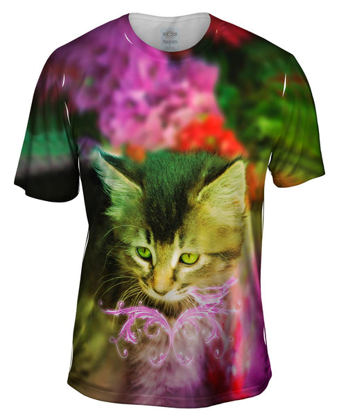 Cool Kitten Mens T-Shirt